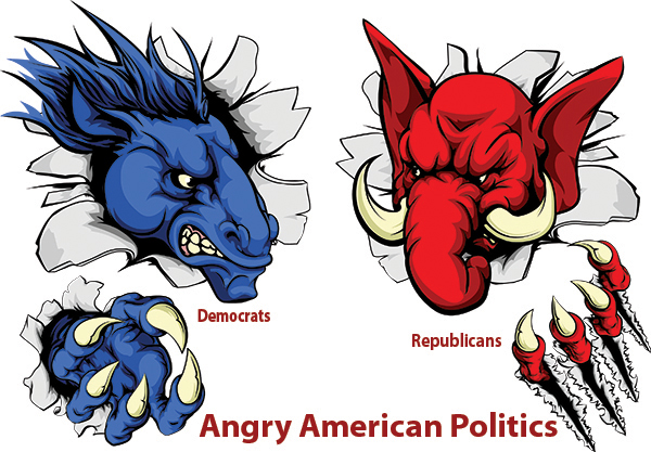 Angry American Politics
