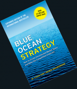 Blue Ocean Strategy is a Performance-based strategy
