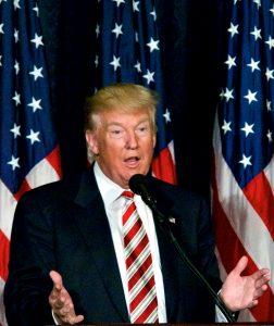 Bringing Changes to Washington-Donald Trump