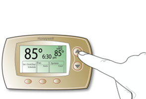 Testing requires running the system from the thermostat