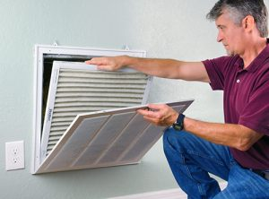 HVAC system air filtration effectiveness is important to system and consumer health
