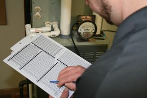 Testing HVAC Static Pressure