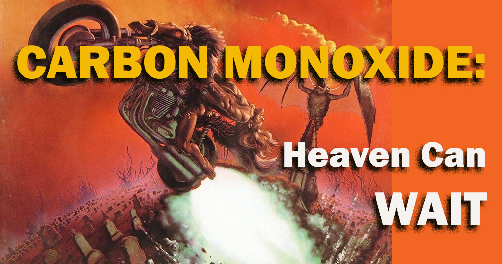 Heaven can wait is a song from Meatloaf's iconic Bat Out of Hell album.
